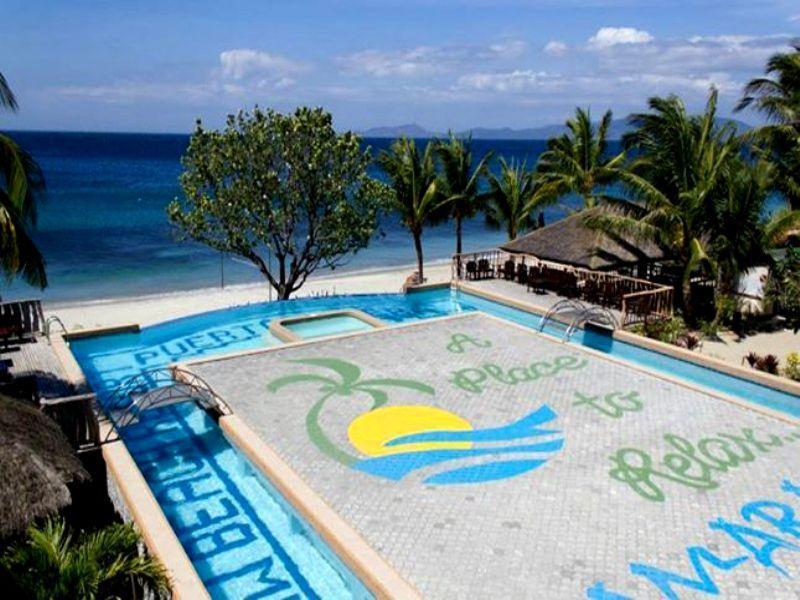 Tamaraw Beach Resort