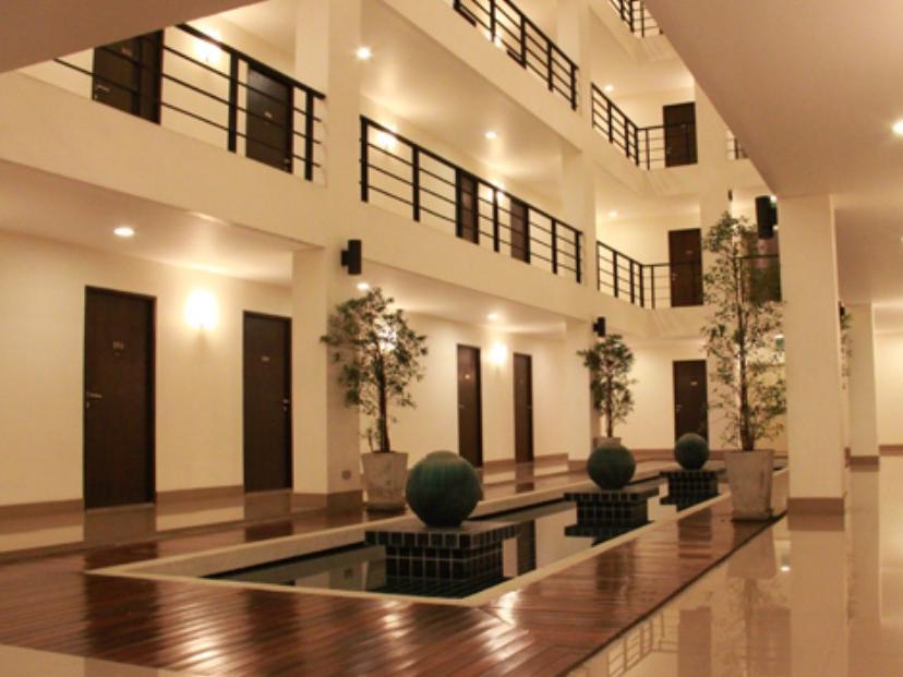 The Atrium Ratchada 13 Hotel