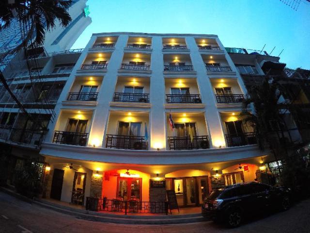 ดร็อปอินน์แบ็งคอก – Drop Inn Bangkok
