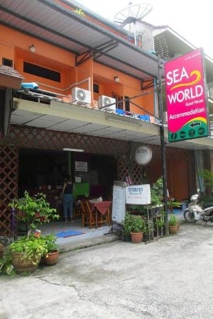 Sea World Guesthouse Krabi
