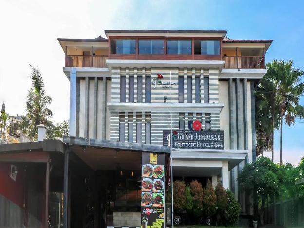 Capital O 2114 Grand Jimbaran Boutique Hotel