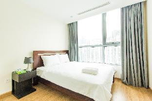 Qhome Vinhomes Central Park Modern Room in Big Apartment
