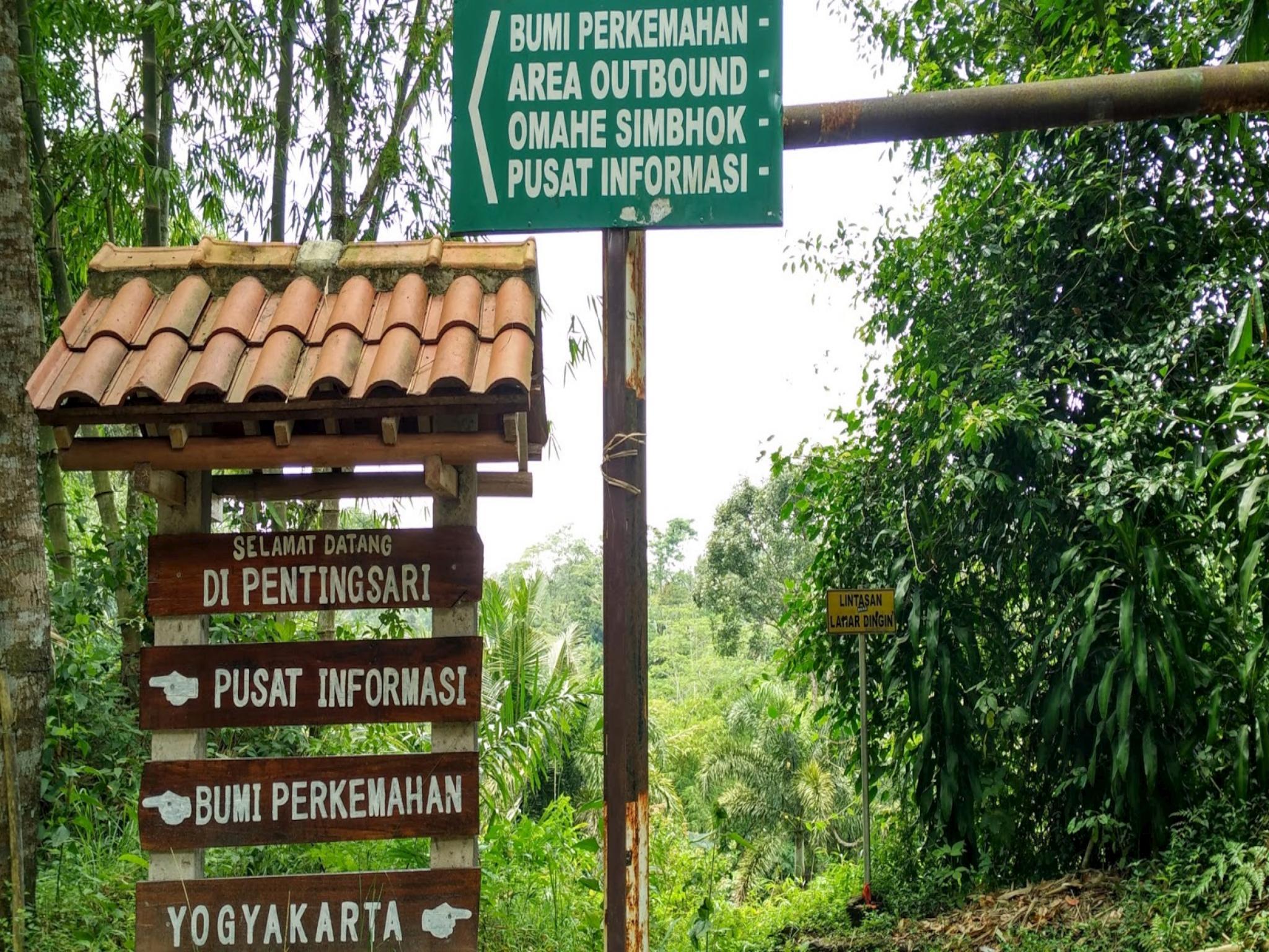 Desa Wisata Pentingsari 2BR House 8 Fullboard