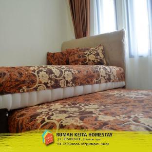 Gareng Room at Keita Homestay Yogyakarta