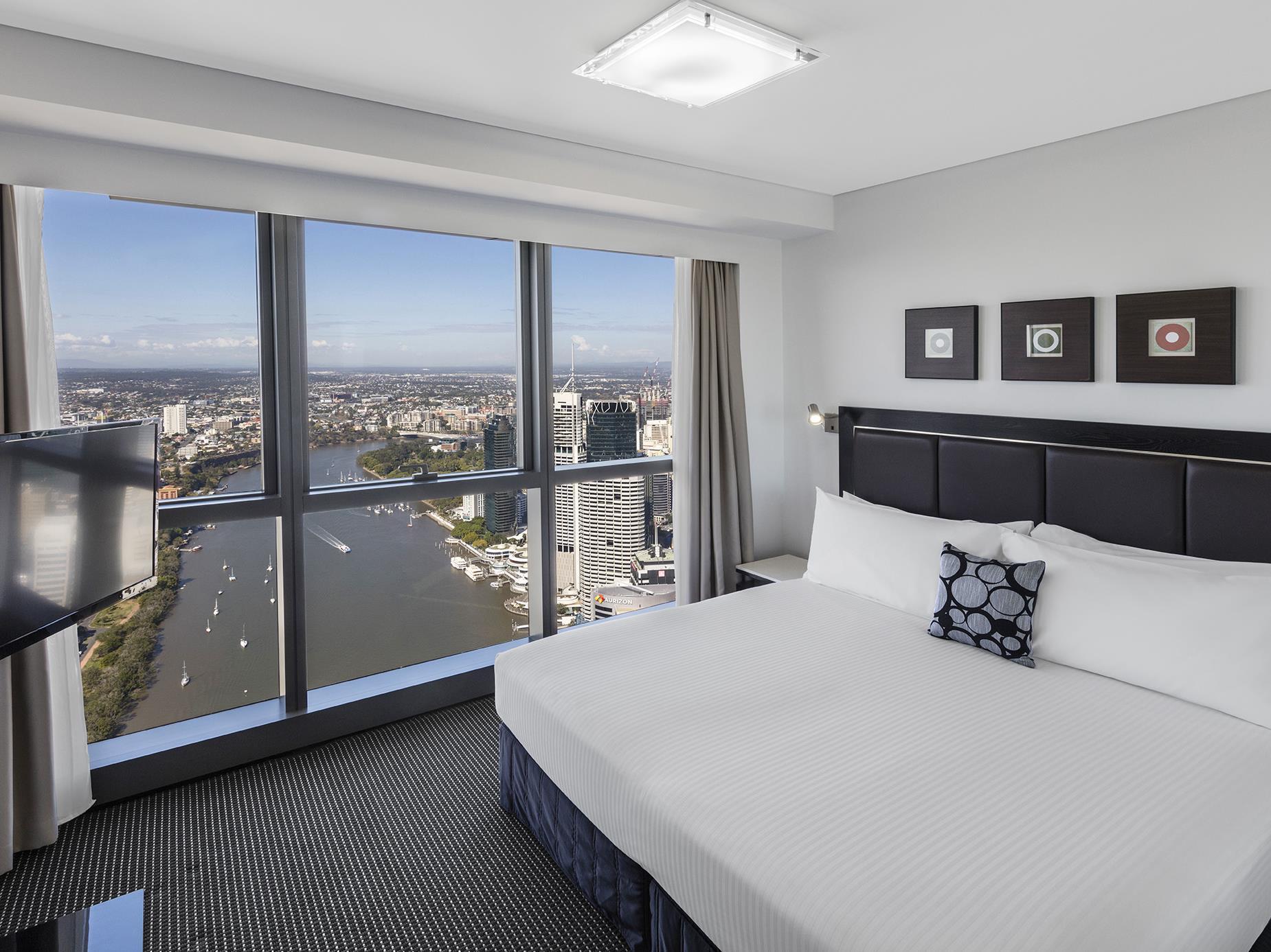 Meriton Serviced Apartments Adelaide Street - Brisbane ...
