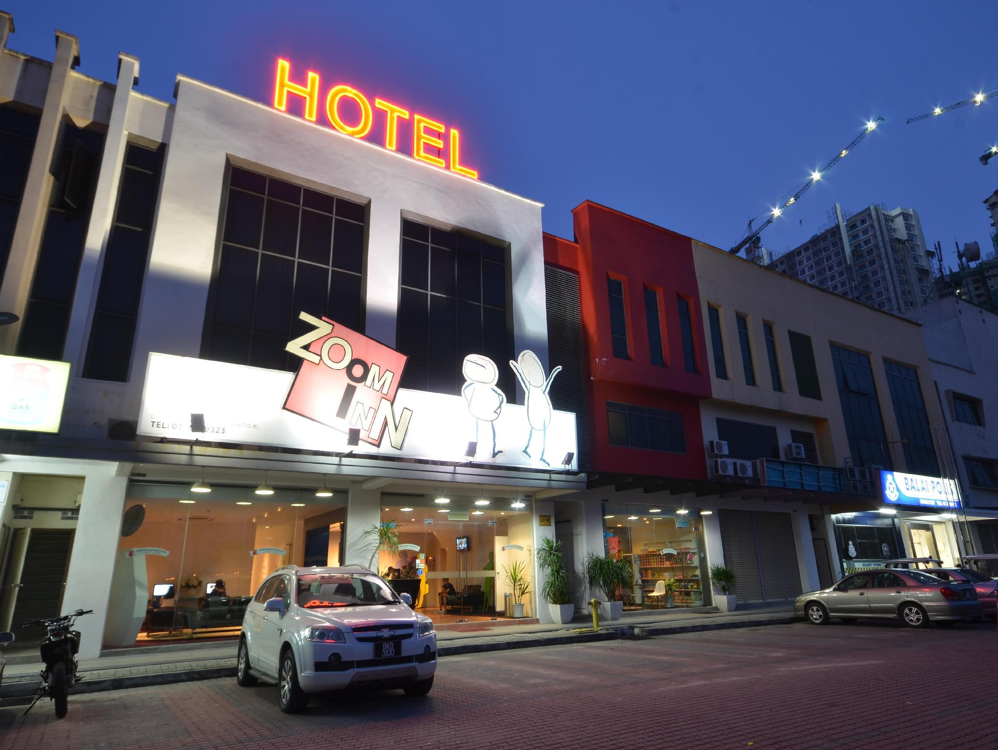 Zoom Inn Boutique Hotel   Danga Bay