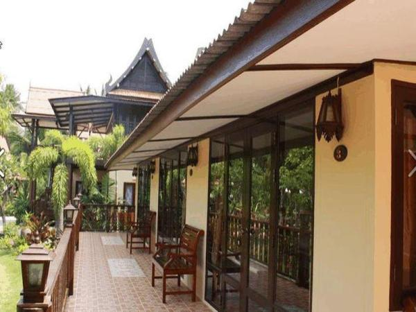 Khetwarin Resort Amphawa