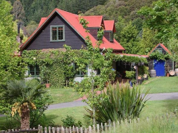 Retiro Park Lodge Nelson
