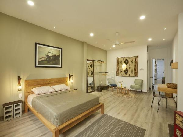 Lilian Home Nguyen Dinh Chieu Cozy Room Ho Chi Minh City