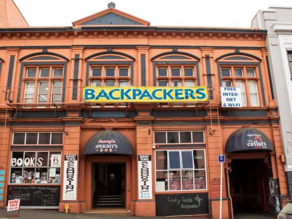 Geeky Gecko Backpackers Dunedin