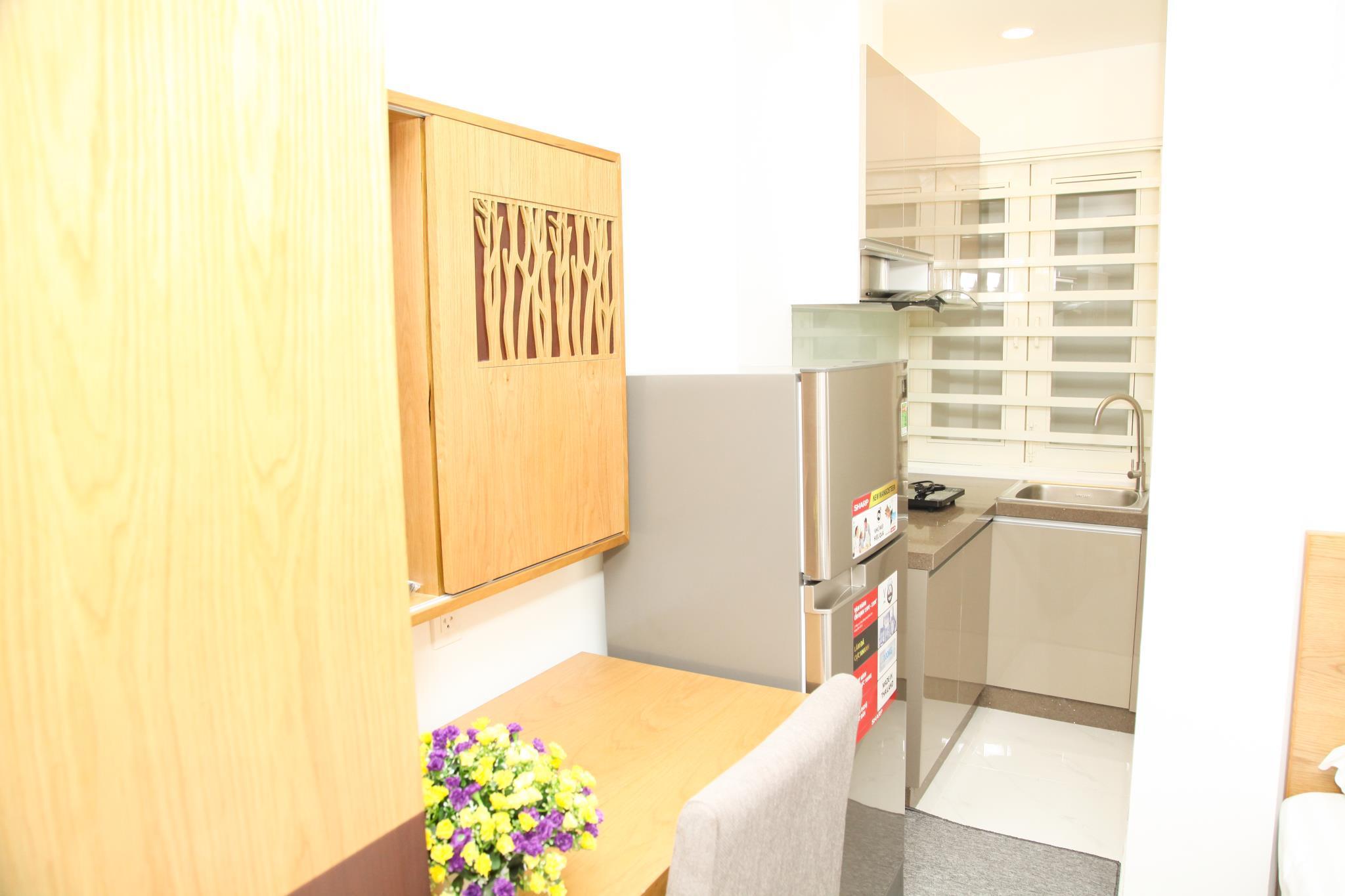 60P Luxury Apartment