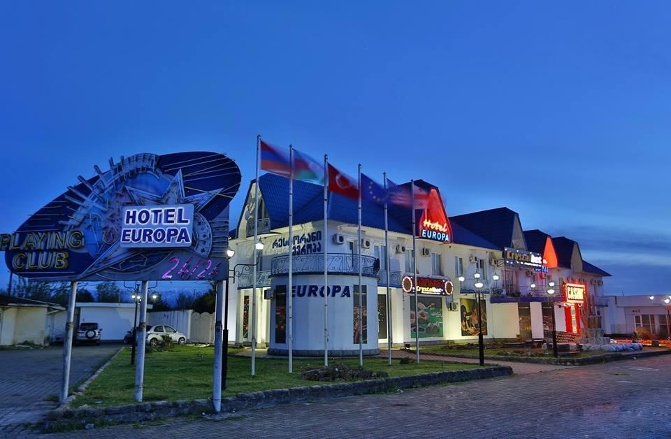 Hotel Europa And Casino
