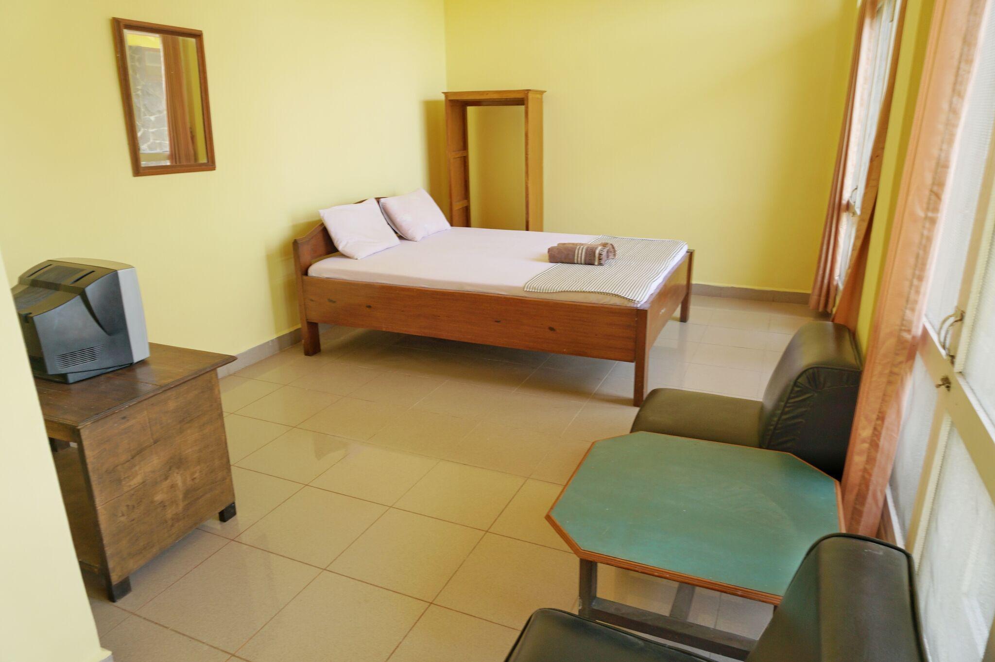 Double Room 1 @ Cimaja Hostel
