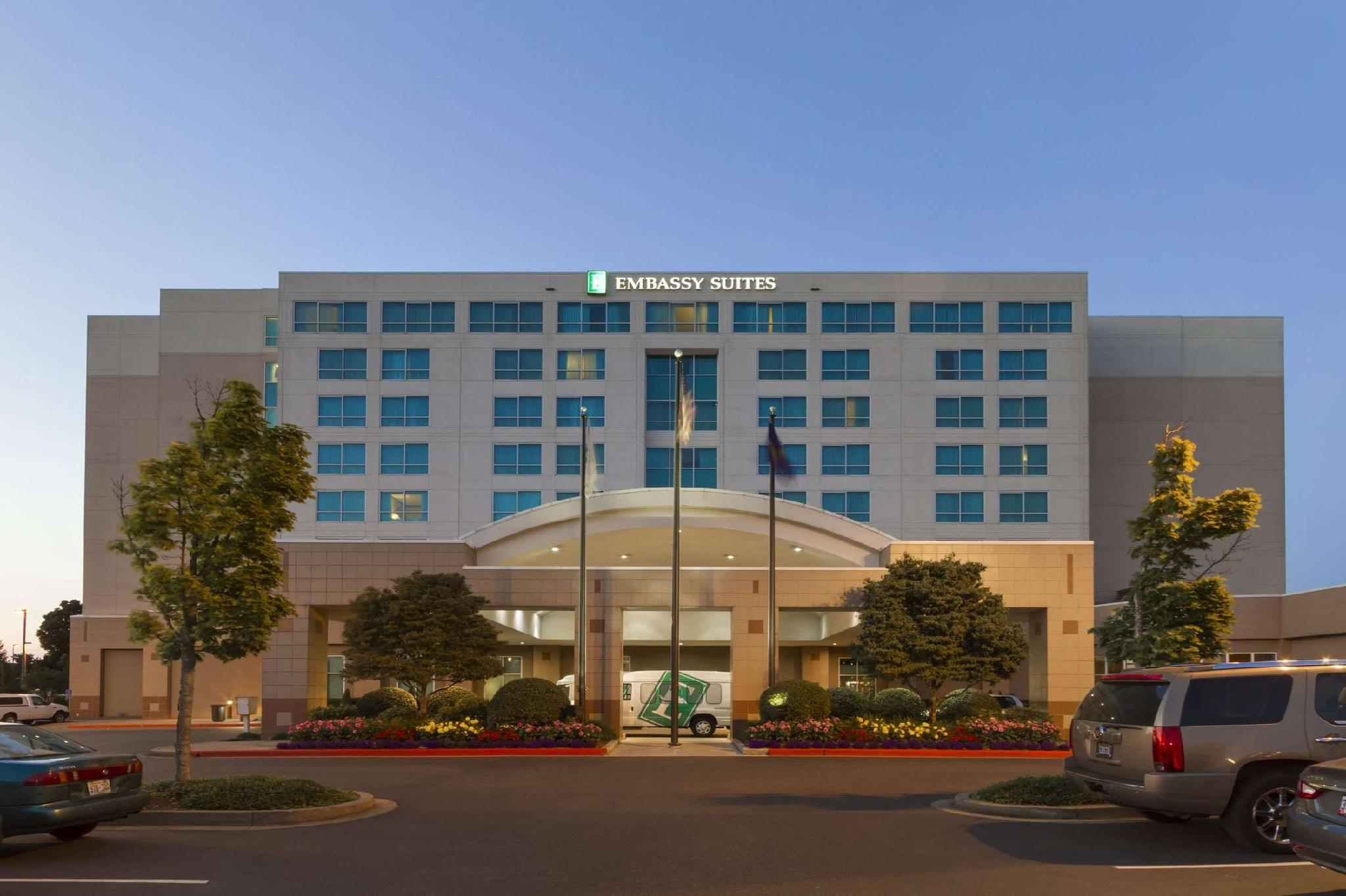 Embassy Suites By Hilton Portland Airport