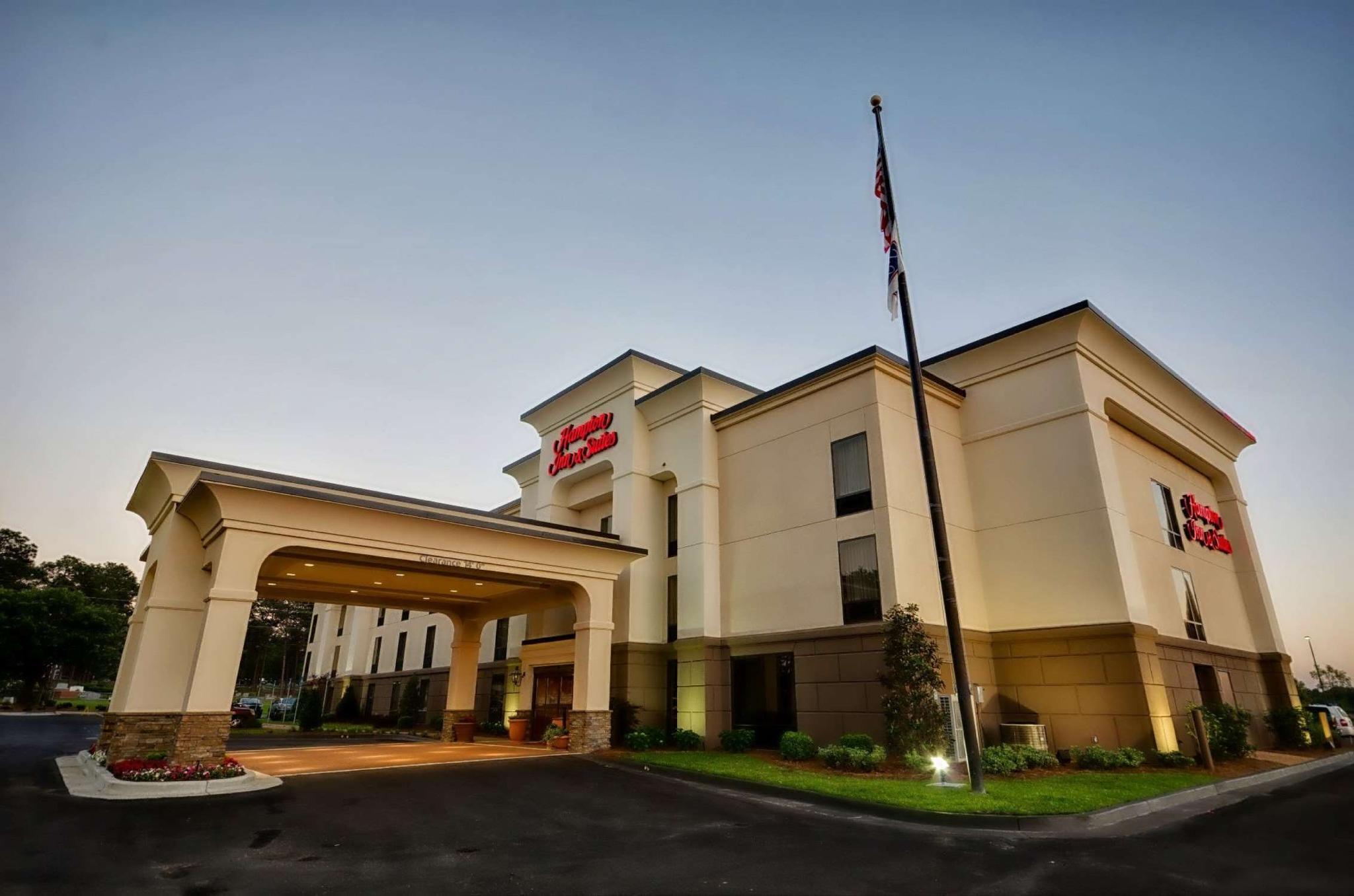 Hampton Inn And Suites Tifton