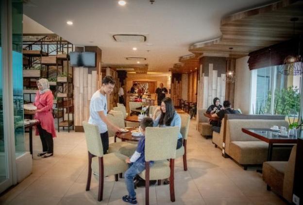 Infinity Hotel Jambi by Tritama Hospitality