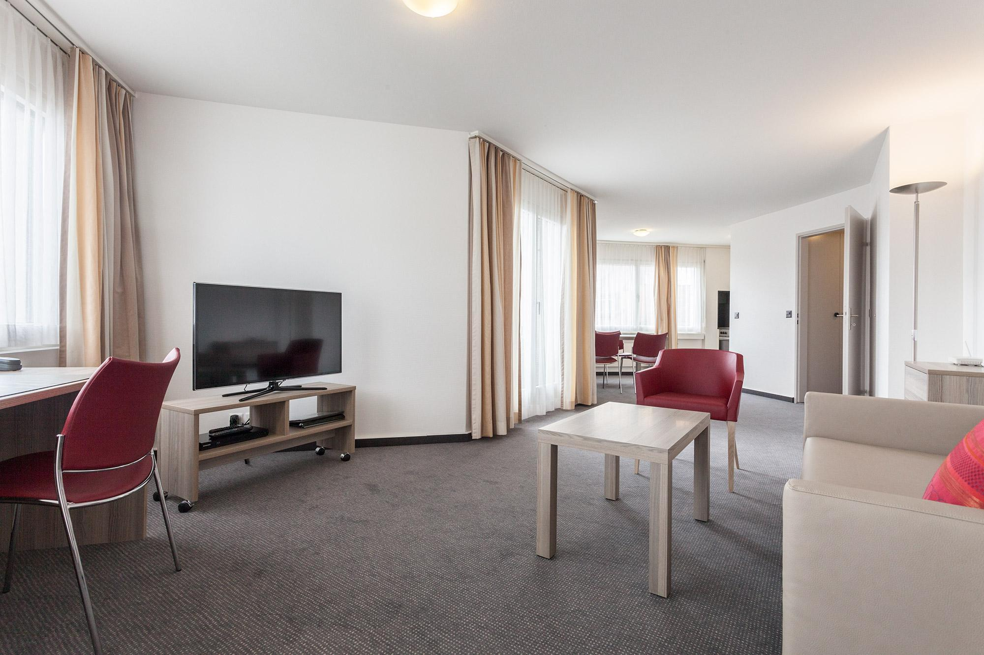 EMA House Serviced Apartments   Aussersihl