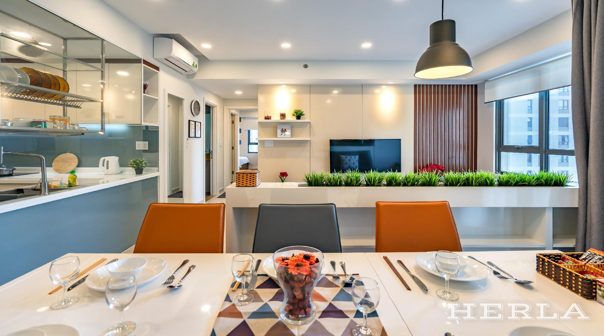 Herla Masteri Thao Dien Luxury Apartment 2709  T2