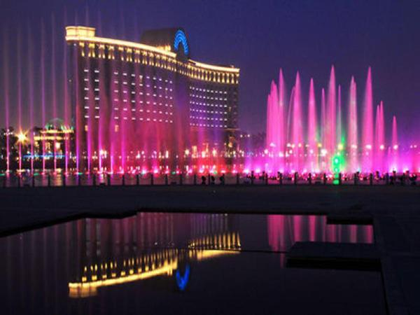 Grand Metropark Guofeng Hotel Tangshan Tangshan