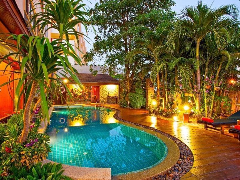 Orchid Garden Hotel Patong โรงแรมออร์คิด การ์เดน ป่าตอง