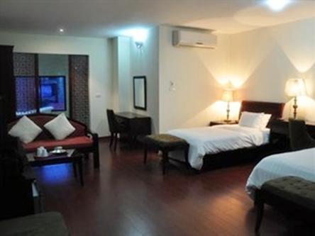 Green Mango Hotel 3