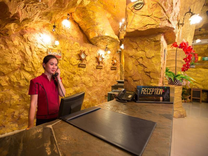 Tiger Complex Hotel โรงแรมไทเกอร์ คอมเพล็กซ์