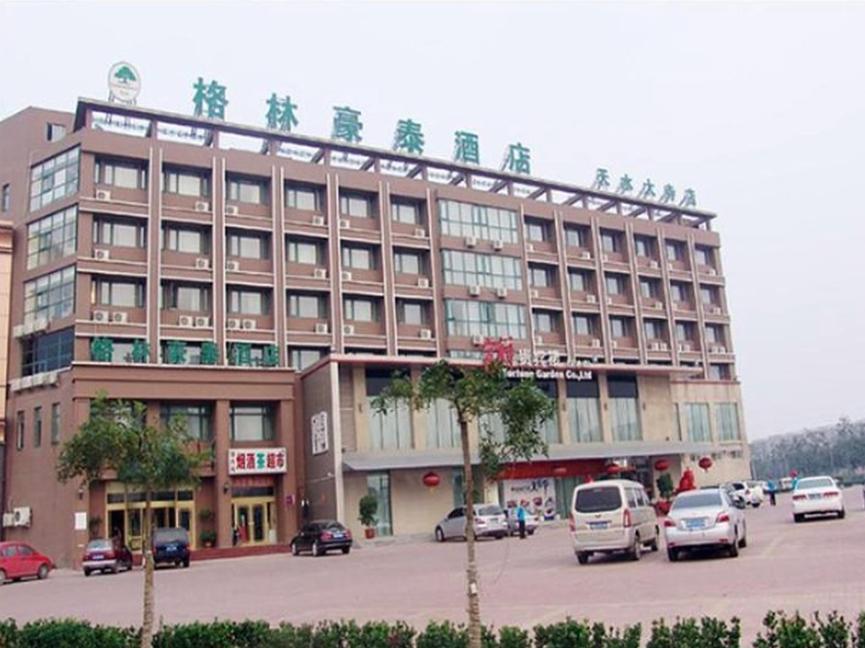 Price GreenTree Inn Tianjin Dasi Meijiang Huizhanzhongxin Business Hotel