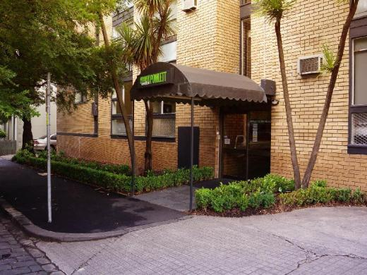 George Powlett Apartments