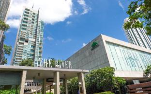 THE RIVER GOLDEN BLACK (KING) - Bangkok