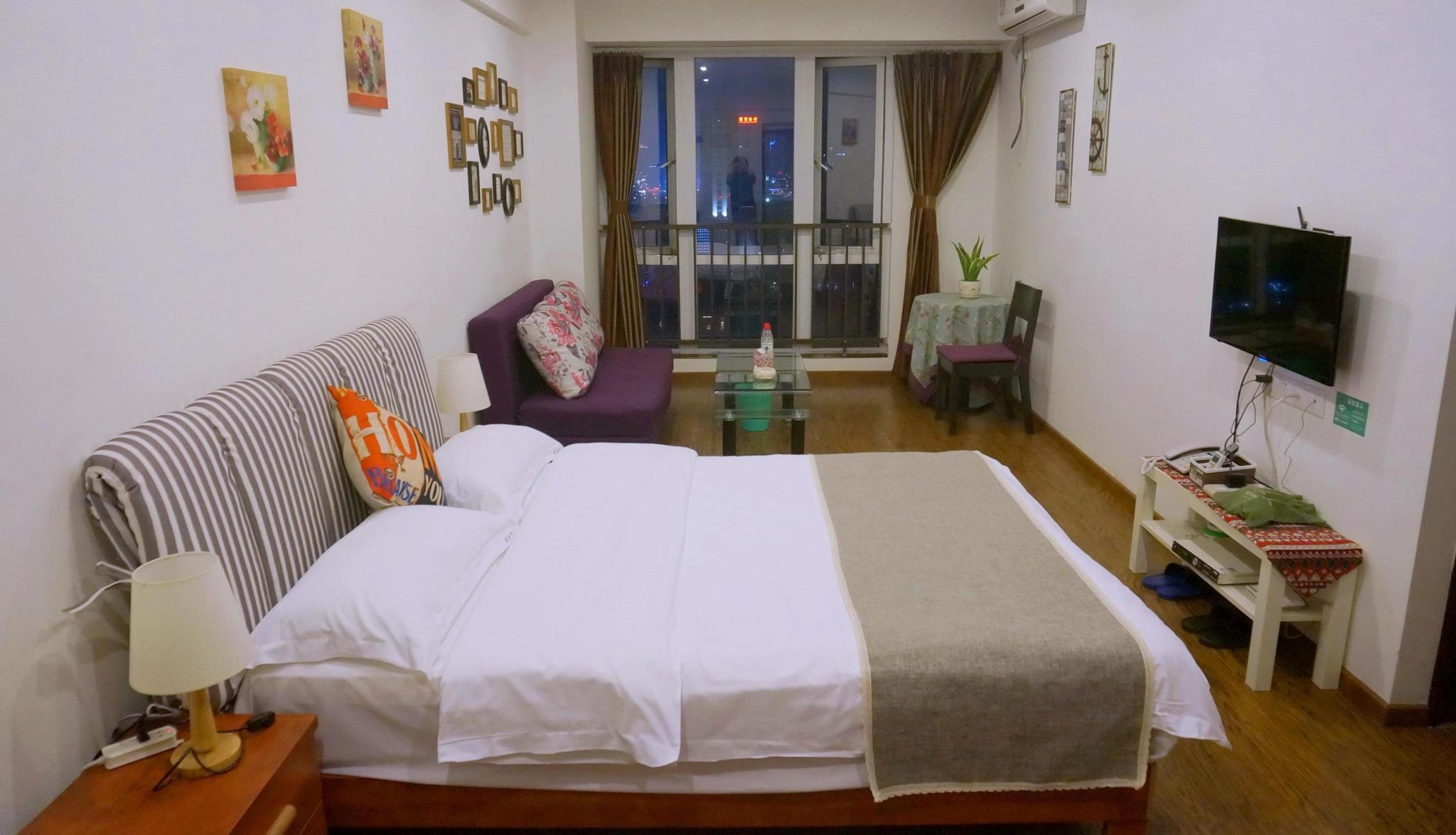 RONGSHUXIA YOUPIN 1 Bed Apt LANG