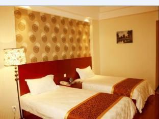 Review Green Tree Inn Jiuquan Century Plaza Hotel