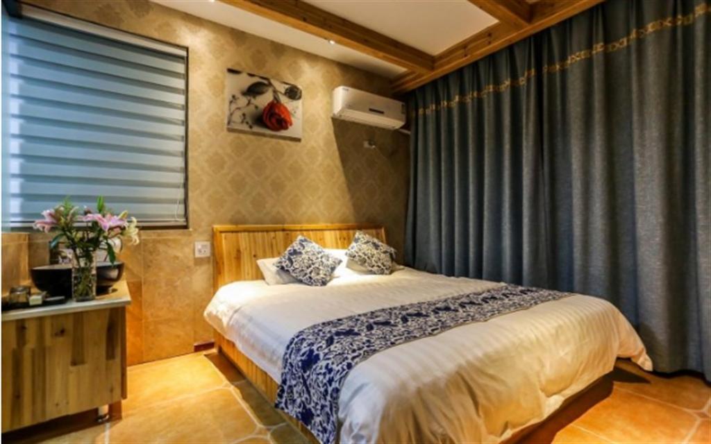 WUZHEN SHUYI RUOSHUI HOMESTAY Private Double Bed Studio 305