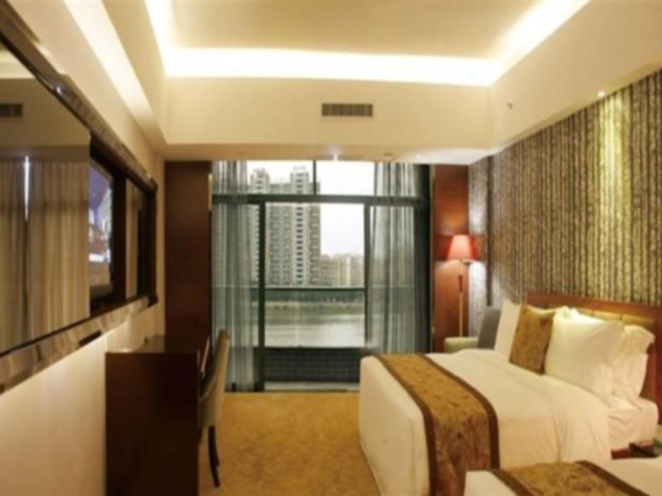 Review Huangqi Peninsula Hotel
