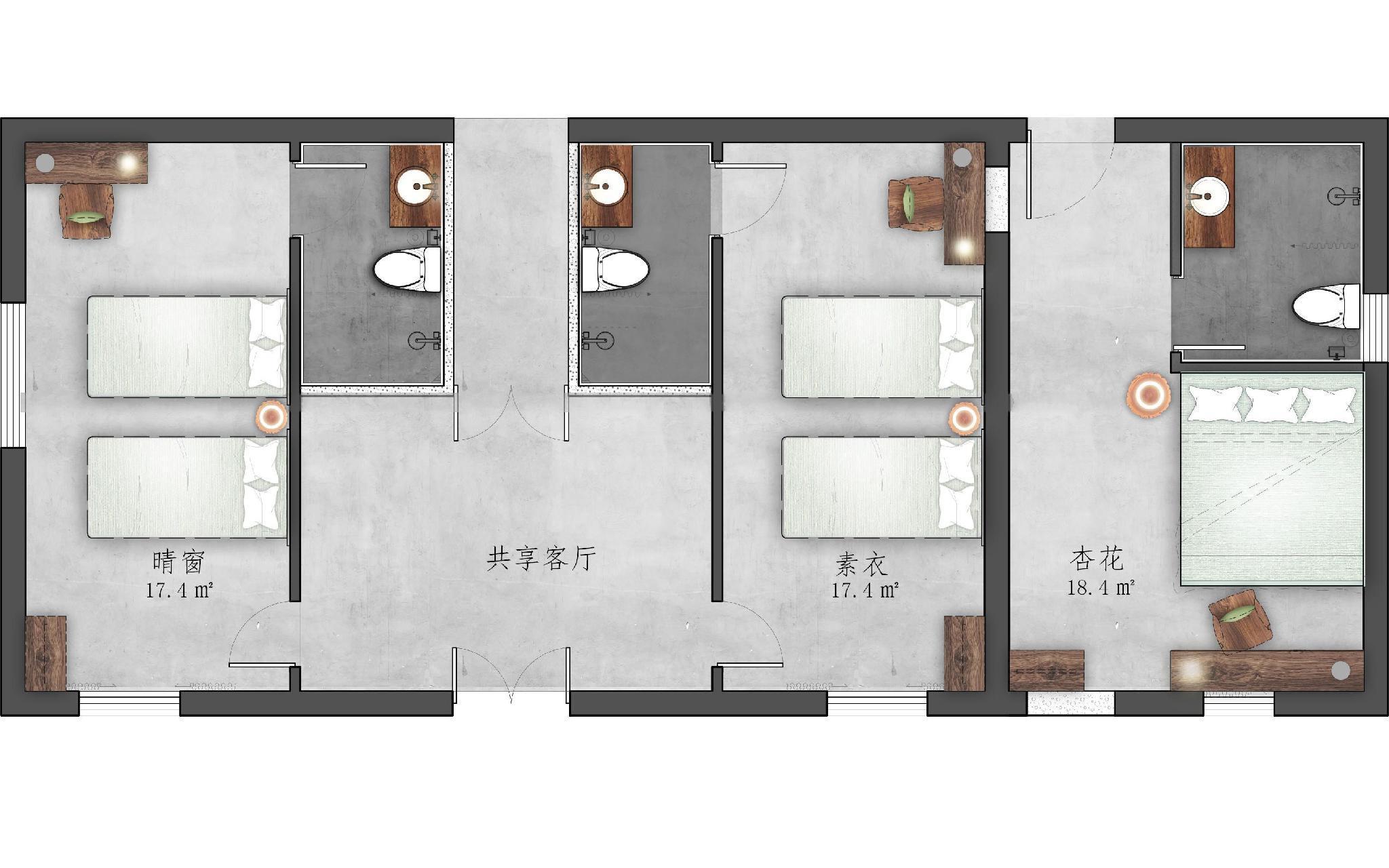 YUANXIANG BISHAN Liqiang's Homestay