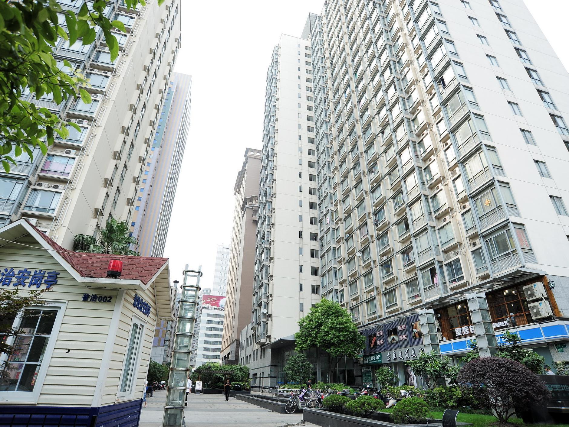 Sidijia Service Apartment (Shanghai Jiangning Road)