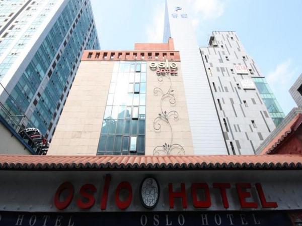 Hotel Oslo Seocho Seoul