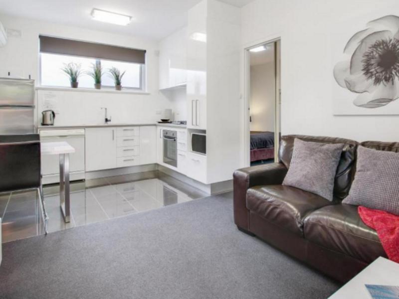 Sussex Street � Adelaide DressCircle Apartments
