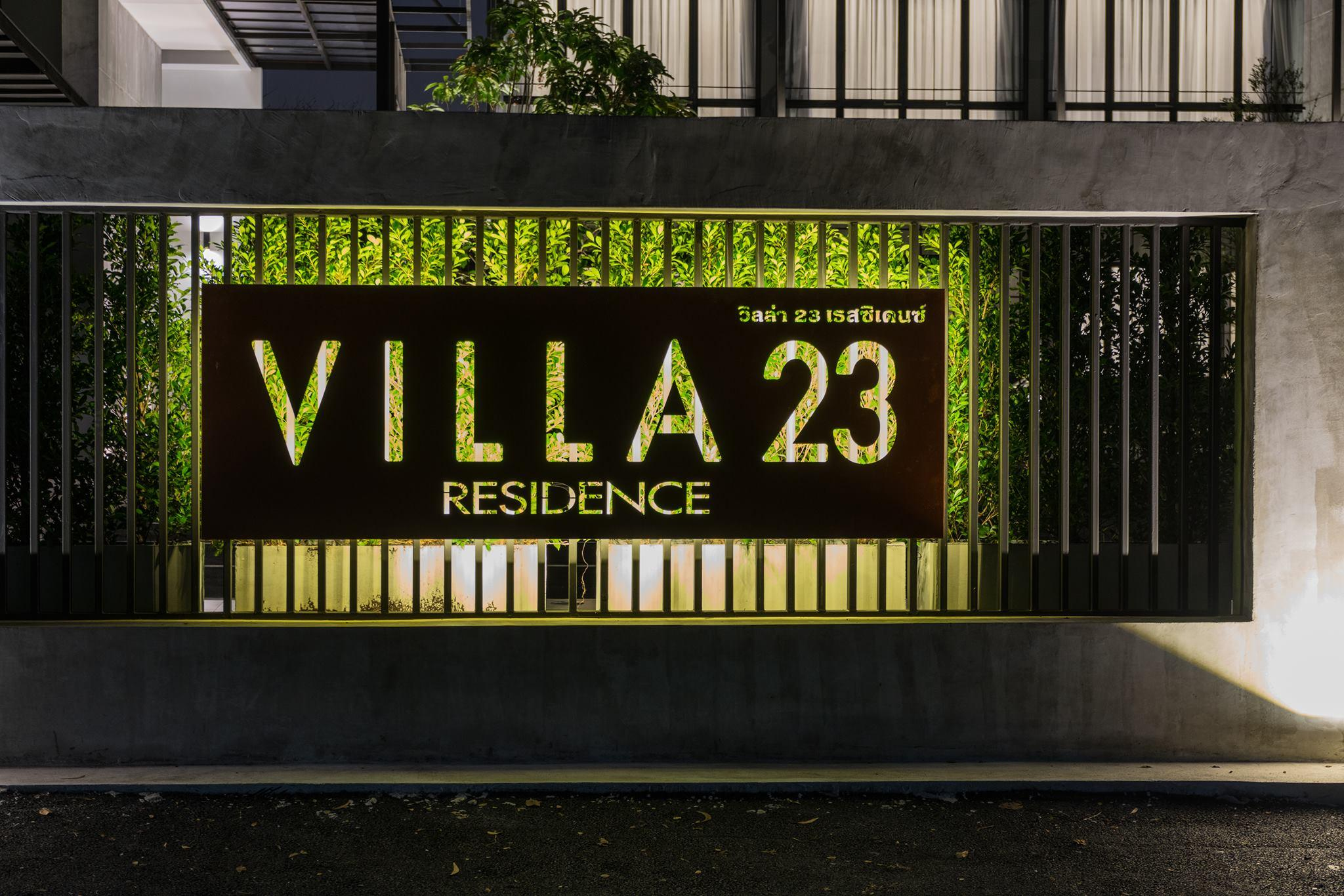 Review VILLA23 Residence