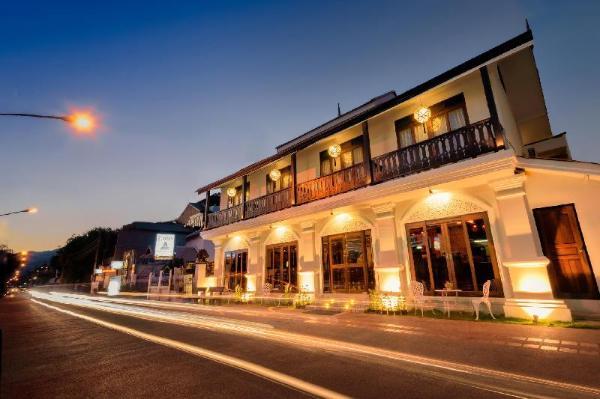 Panna Heritage Boutique Hotel (De Rachamanka Hotel) Chiang Mai