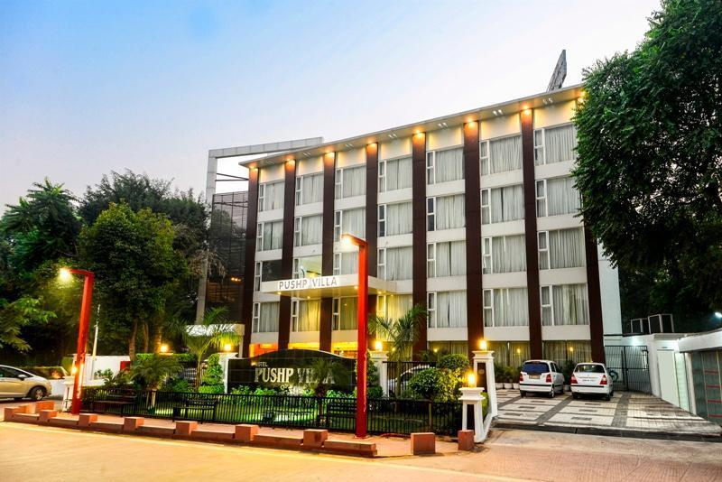 Hotel Pushpvilla