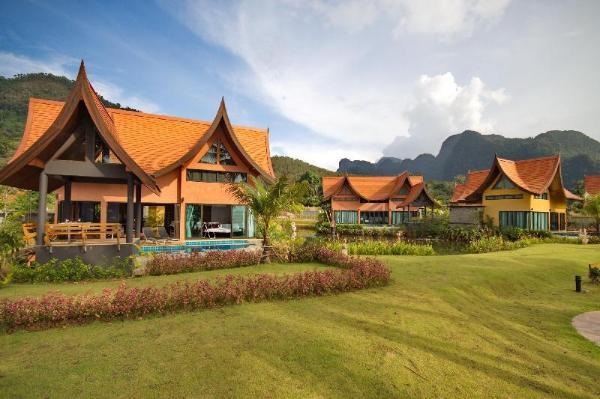 Tha Lane Bay Villa Krabi