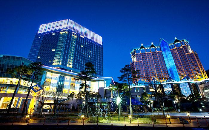 High1 Grand Hotel Main Tower  Kangwonland Hotel