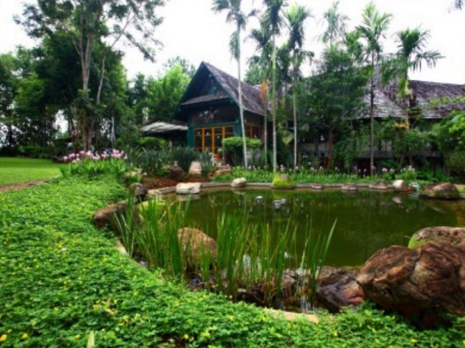 Chiangkham Luang Resort เชียงคำหลวง รีสอร์ท