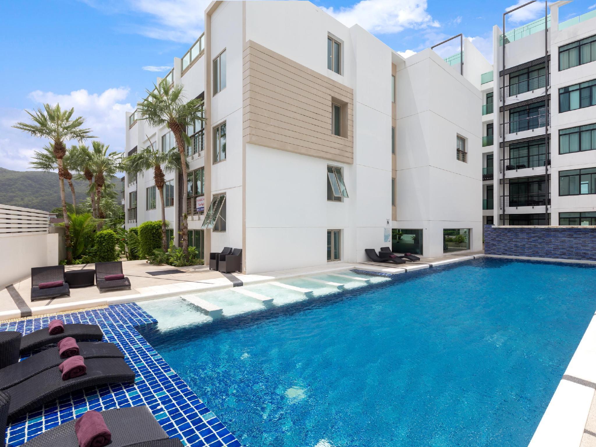 The Regent Phuket Serviced Apartment Kamala Beach เดอะ รีเจ้นท์ ภูเก็ต เซอร์วิส อพาร์ตเมนต์ กมลา บีช