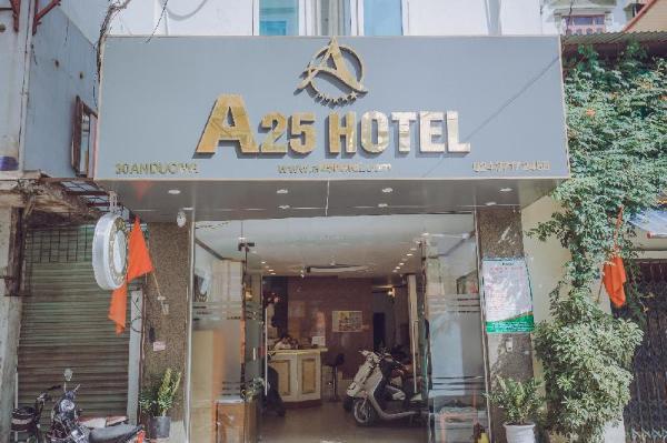 A25 Sun Hotel - An Duong Hanoi