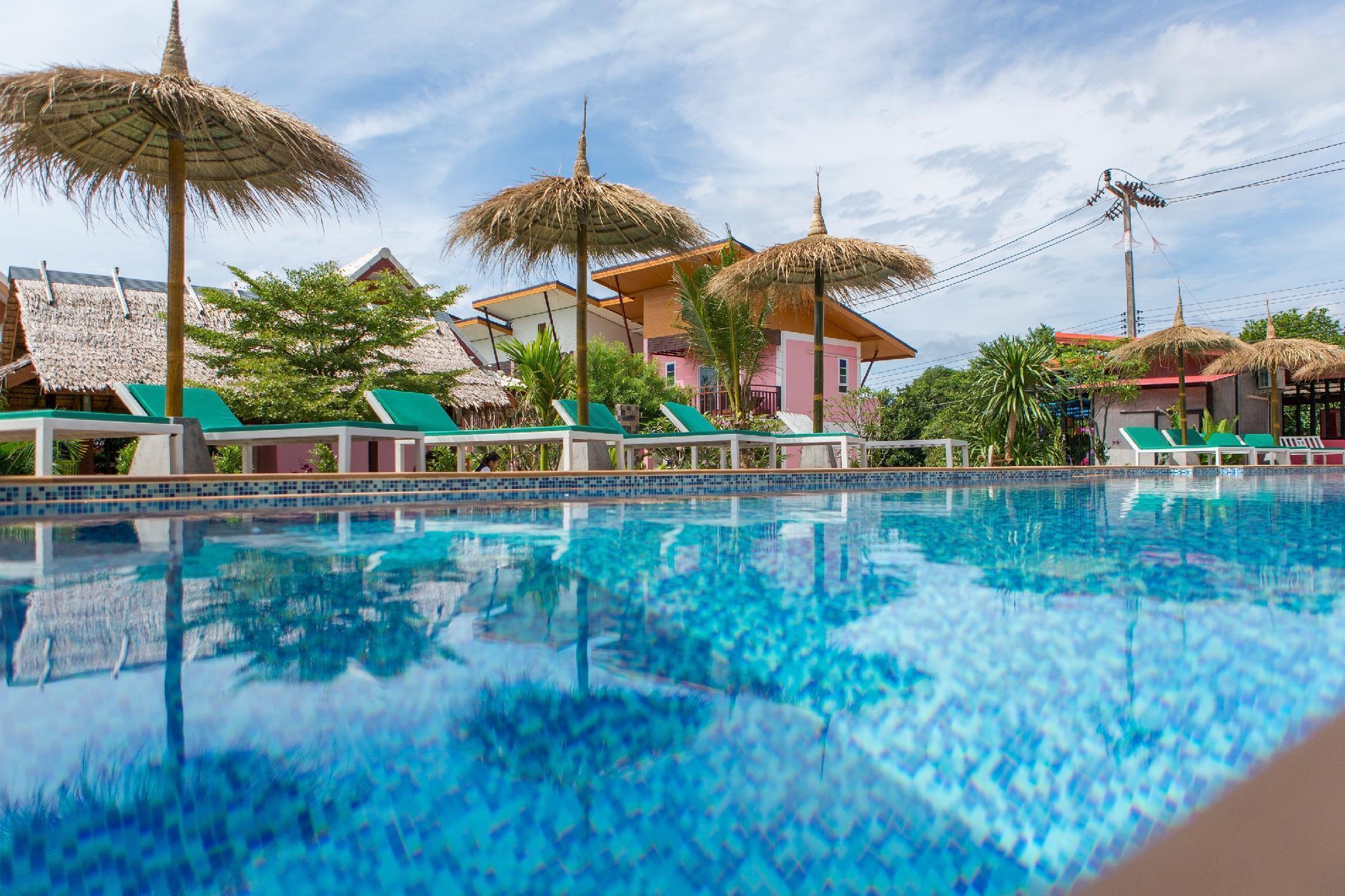 Pinky Bungalows Resort พิงค์กี้ บังกะโล รีสอร์ต