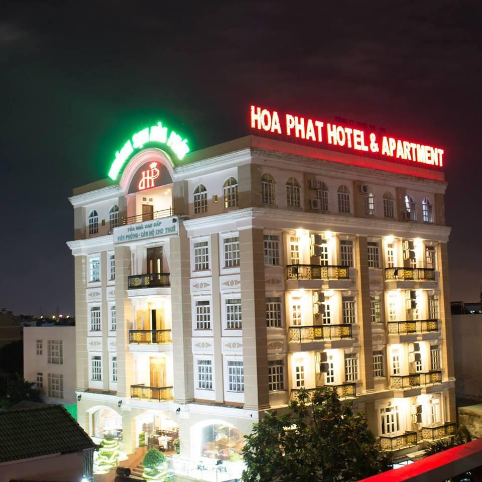 Hoa Phat Hotel And Apartment