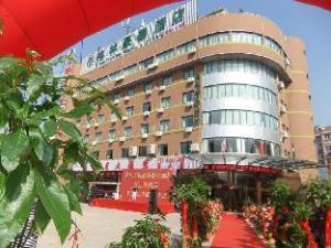 Green Tree Inn Hefei Changjiang East Road Hotel