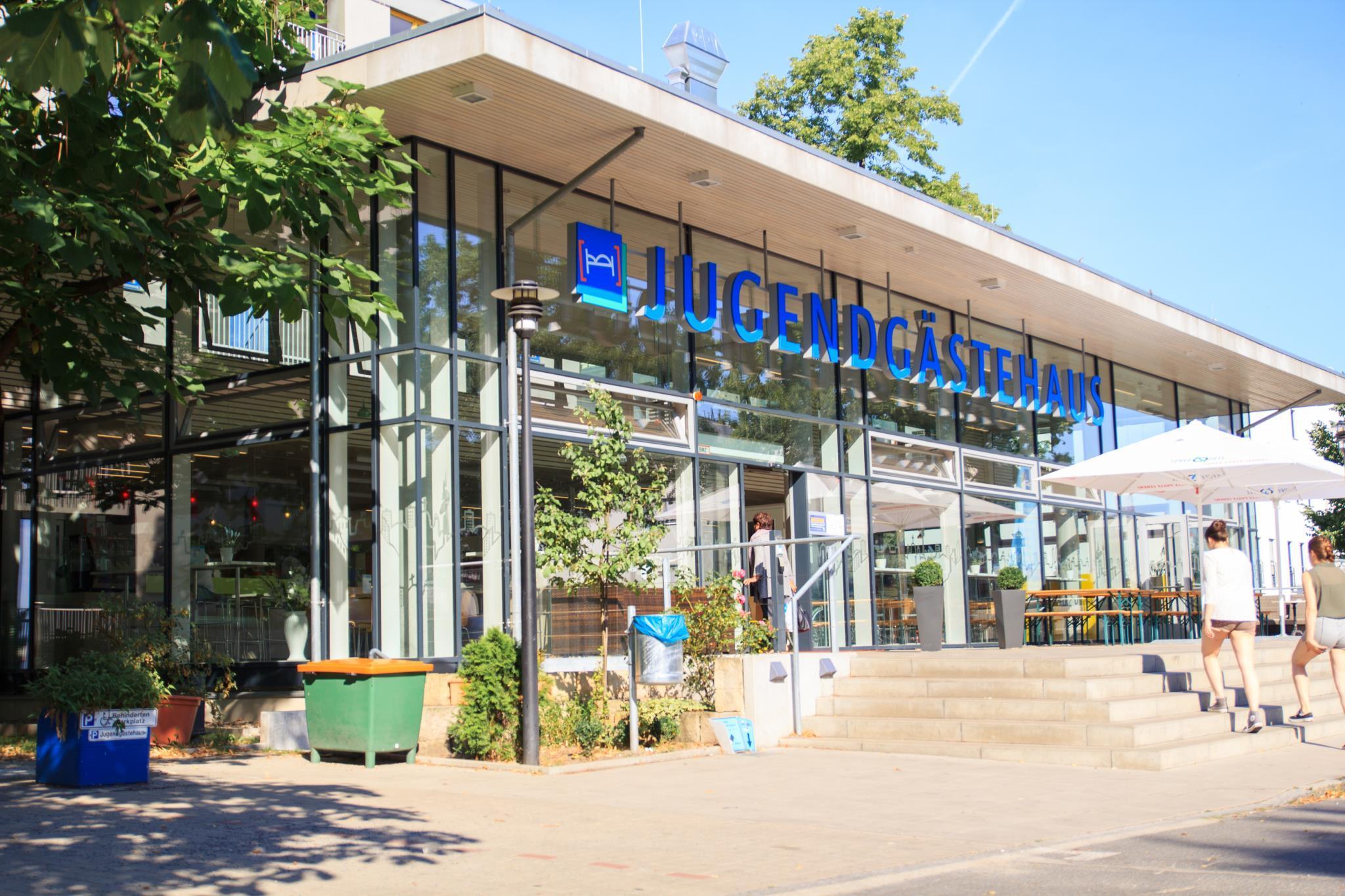 Jugendgaestehaus Hauptbahnhof