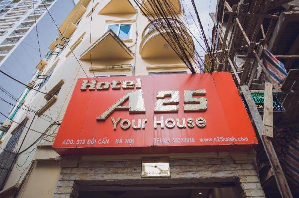 A25 Hotel - Doi Can Hanoi